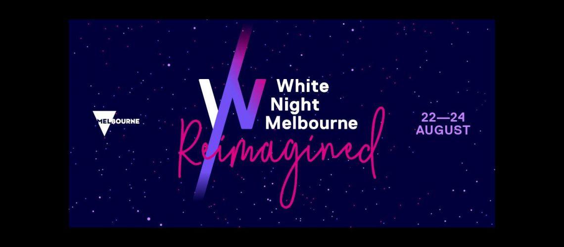 White Night Banner