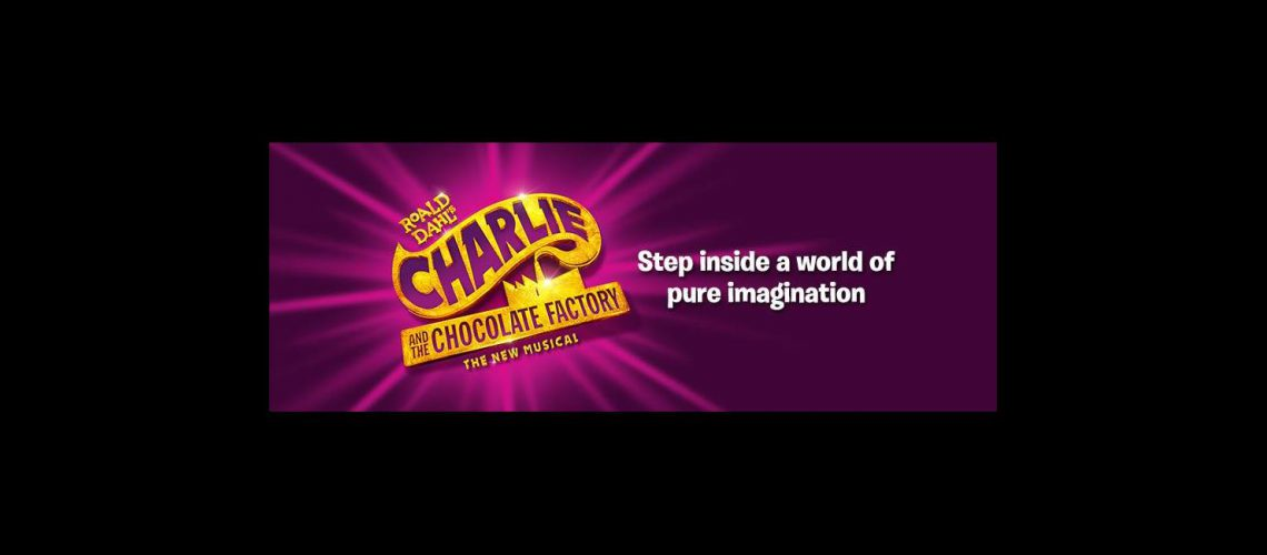 charlie and the chocolate factory australia banner